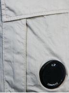 Grey Lens Cargo Short