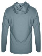 Teal Hooded T-Shirt