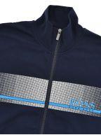 Navy Authentic Zipped Sweatshirt