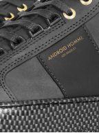 Dark Platinum Carbon Propulsion Mid Geo Sneaker