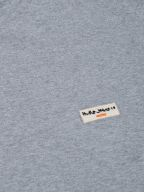 Daniel Grey Melange Logo T-Shirt