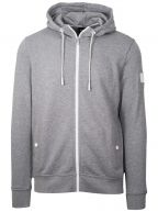 Grey Zounds Hooded Sweatshirt