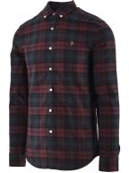 Red Brewer Check Shirt