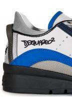 Grey & Blue 551 Sneaker