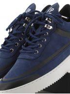 Navy Low Top Ripple Meta Sneaker