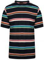 Navy Striped T-Shirt