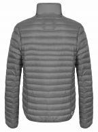 Grey Lightweight Down Filled Jacket