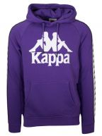 Purple Banda Hurtado Hooded Sweatshirt