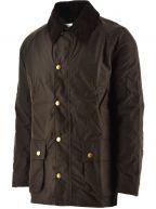 Olive Ashby Waxed Jacket