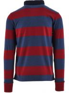 Red Heavy Rugger Shirt