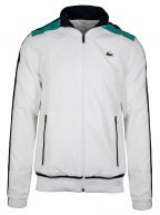 White & Teal Green Diamond Tracksuit