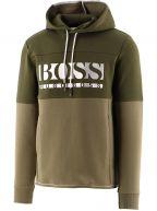 Green Hooded Soody 1 Sweatshirt