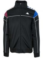 Black Multi-Coloured Banda Merez Track Top