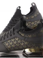 Black Gas Midnight Mono Archway 2.0 Sneaker