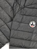 Grey Nico Hooded Jacket