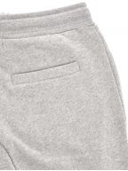 Grey Sport Track Jogging Bottoms