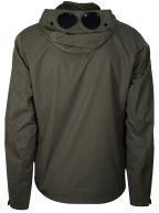 Sage Green Micro-M Waterproof Overshirt Jacket
