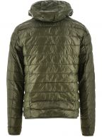 Green Down Filled Jacket