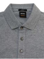 Grey Passerby Polo Shirt