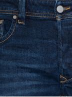 Regular Straight Larkee Blue Rinse Jean