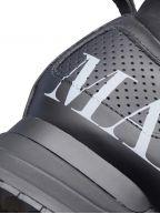 Black Stealth Logo Diver 2.0 Sneaker