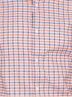Amberglow Check Regular Fit Shirt