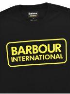 Black Essential Graphic Logo T-Shirt