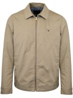 Dark Khaki Windcheater Jacket
