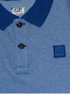 Royal Blue Blue Contrast Polo Shirt