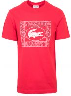 Red Short Sleeved T-Shirt
