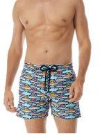 Tropezian Multi-Colour Boat Swim Shorts