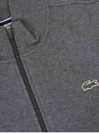Grey Zip Top