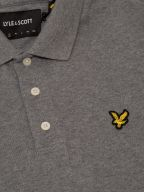 Grey Soft Touch Polo Shirt