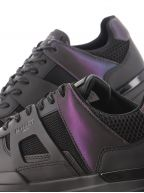 Black Marquess Midnight Slick Sneaker