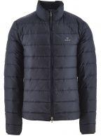 Blue Light Down Jacket