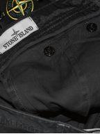Black Slim Fit Cargo Pant