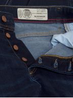 Blue Washed Slim Fitting Sleenker