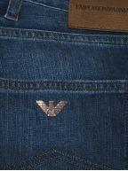 J45 Slim Fit Distressed Blue Jean