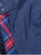 Denim Zip Jacket