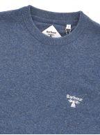 Nautical Blue Logo Crew Knit Sweatshirt
