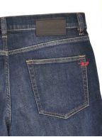 Blue D-Strukt Regular 34 Leg Jean