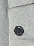 Grey Lens Jog Pant