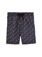 Navy Micro Turtle Jim Swim Short