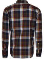 Regular Fitting Long-Sleeved Check Shirt