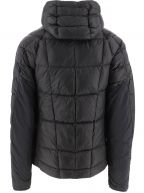 Black Dream Hooded Down Jacket