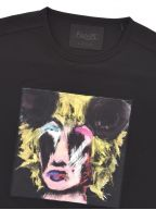 Black Pop T Shirt   Designed by John Paul Fauves