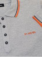 Grey T-Randy Polo Shirt