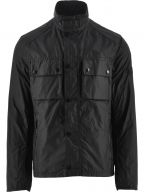Black Challenge Wax Jacket