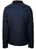 Navy Starling Quilt Jacket