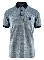 Navy PSelf Polo Shirt